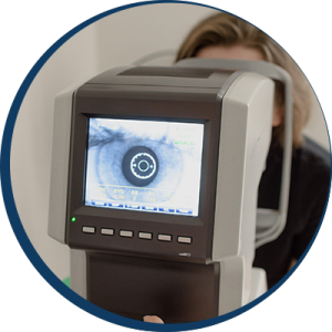 ophthalmology procedures London